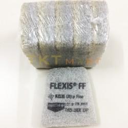 Pad đánh bóng sàn KGS Flexis FF 92x90mm Màu Kem Grit 8000