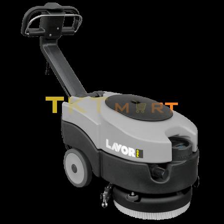 Image:  Compact floor scrubber driers lavor quick 36e
