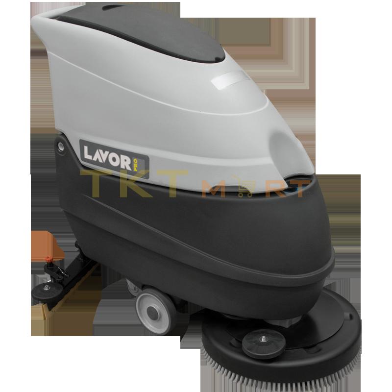 Walk behind floor scrubber driers Lavor Free Evo 50E