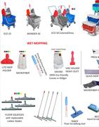 Dụng cụ vệ sinh Đa Dạng - Bền Đẹp - Thông Minh - Chất Lượng - Giá Rẻ